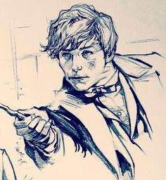 Wow a great draw of a great actor