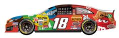#18 Kyle Busch going fer weekend DOVER sweep,won the truck race&the Nationwide race BUT can he win the cup race?*padding Truck&Nationwide race wins,but in the cup series,*Win's are few & far between.Need to concentrate on cup championship, IMO!!Just saying