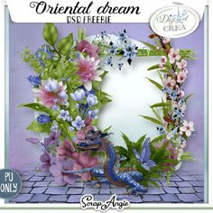 DSD freebie oriental dream