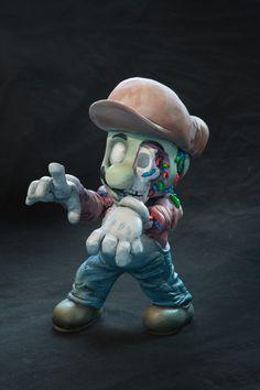Mario Z #nintendo #mario #zombie