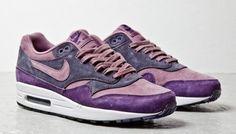 Nike Air Max 1 'Purple Suede'
