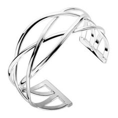 Summer Bracelet       Sterling Silver Summer Cuff    This silvertone-plated accessory tops ensembles with a touch of everyday elegance. A cutout design exudes modern-chic appeal.    1.5'' W  Silvertone-plated metal  Imported       | Shop this product here: http://spreesy.com/hollywoodsensation/345 | Shop all of our products at http://spreesy.com/hollywoodsensation    | Pinterest selling powered by Spreesy.com