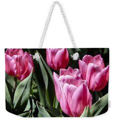 #tulip #pink #tote #bag #wallart