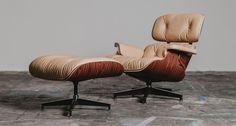 In diesem Custom-Loungechair möchten wir an Heiligabend einschlummern