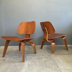 #Eames for Herman Miller matching pair of vintage LCW Lounge Chairs #themodernvault #chairs #eames #lcw #charleseames #eameschair #decor #elledecor #furniture #homedecor #interiordesign #homefurnishings #mcm #midcentury #midcenturymodern #midcenturydesign #midcenturyfurniture #newportbeach #original #vintage #vintagehome #vintagehomedecor