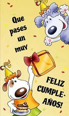 Tarjeta virtual de Cumpleaños para whatsapp Unique Birthday Wishes, Happy Birthday Wishes Cake, Birthday Wishes Messages, Happy Birthday Balloons, Happy Birthday Greetings, Funny Happy Birthday Song, Birthday Songs, Birthday Quotes, Birthday Cards