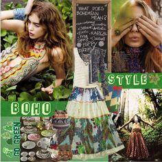 Bohemian summer 2017 fashion trends (12)