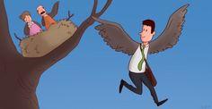 ¿Quieres dejar el nido familiar? Atento a los beneficios y exigencias que trae la independencia