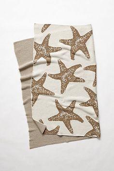 Starfish Throw - Anthro