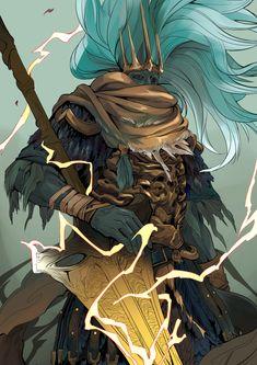 Dark Souls III, The Nameless King