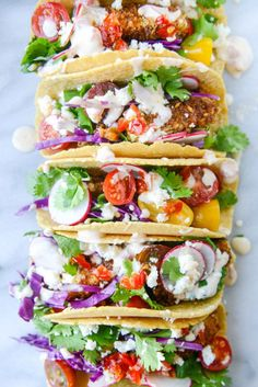 "Perfect for a Mexican theme party- ""The Best Taco Recipes On The Planet"" recipes"