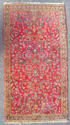 10/12 2:45 PST US $39.99 in Antiques, Rugs & Carpets, Small (3x5 and smaller)