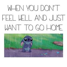 Ugh. I hate this feeling. It's even worse the further away from home you are. That's why I prefer staying close to home. Fibro, EDS, Migraine, POTS life can be so cruel sometimes.