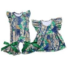 d3144604b105 Camo Infant Romper Shirts Gown Baby Sleepers Clothes Romper. Twin Outfits, Family  Outfits, Matching Outfits, Little ...