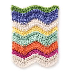 Use today's crochet block to create a fabulous ripple afghan! Use scraps from your stash or try it with one of our beautiful variegated & self-striping yarns which happen to be on sale this month! Get the pattern here: lby.co/RippleSquare (link in bio) #NatCroMo #nationalcrochetmonth #crochet #ripple #chevron #crochetersofinstagram #crochetlovers #crochetpattern #freepattern #ilovecrochet #lionbrand #lionbrandyarn by lionbrandyarn