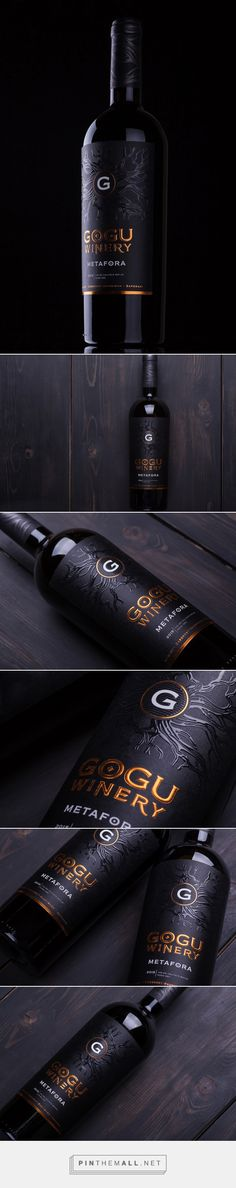 Metafora Wine - Packaging of the World - Creative Package Design Gallery - http://www.packagingoftheworld.com/2016/10/metafora.html