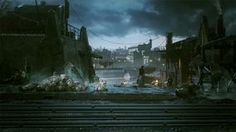 Dunwall - Dishonored