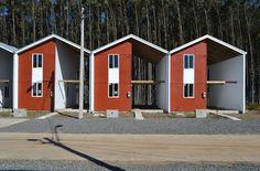 Villa Verde Vivienda / ELEMENTAL - CHILE | 1:200 | Residential Building | Social | Gabled Cover | Social Housing | Housing |