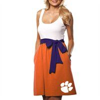 Clemson Tigers Ladies Babydoll Sundress With Pockets!