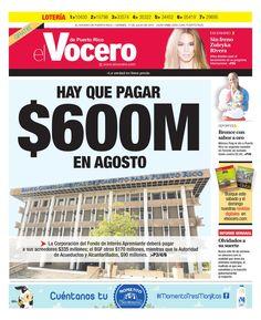 Edición 17 de Julio 2015  El Vocero de Puerto Rico