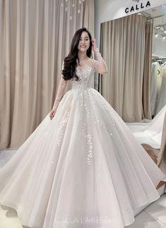 Wedding Dress Mermaid Lace, Tea Length Wedding Dress, Long Wedding Dresses, Princess Wedding Dresses, Cheap Wedding Dress, Bridal Dresses, The Dress, Dress Lace, Marie