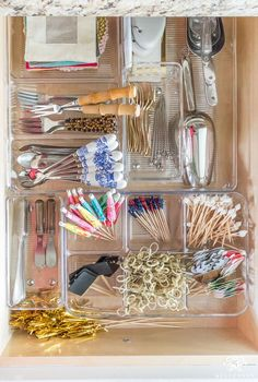 Entertaining Drawer