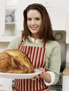How to Roast a Turkey Upside Down