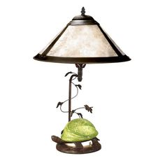 Crown lighting 1 light ceramic turtle table lamp green turtle crown lighting 1 light ceramic turtle table lamp green turtle table outlet store and products mozeypictures Gallery