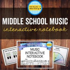 Pages could be used as stand-alone activity or as full interactive notebooks. Easy to use in a general music class. Music Education Games, Music Activities, Teaching Music, Music Games, Teaching Tips, Middle School Choir, Music Classroom, Classroom Behavior, Classroom Ideas