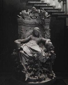 Louis Sußmann-Hellborn (1828-1908), Sleeping Beauty, 1878