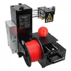3ders.org - New Me Ducer 3D printer offers plug n' play 3D printing for less than $500 | 3D Printer News & 3D Printing News