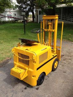 41 Best vintage forklifts images in 2018 | Vintage, Tractors
