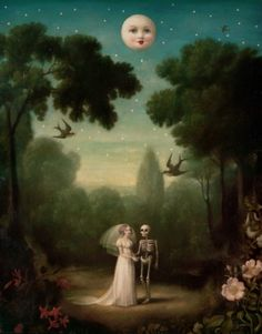 Stephen Mackey. A marriage under the moon.