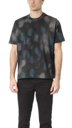 PS by Paul Smith Blurry Color Tee