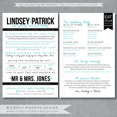 poster silhouette wedding program poster size by pixelromance4ever