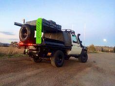 Landcruiser 75 series