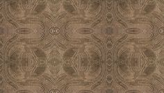 "Zoë Design: Day 59 ~ Wallpaper-a-day ""Tooled Leather"" #WallCoverings #InteriorDesign"