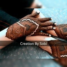 Mehndi for an engagement/nikkah bride Pakistani Henna Designs, Kashee's Mehndi Designs, Mehndi Design Pictures, Anklet Designs, Wedding Mehndi Designs, Henna Designs Easy, Mehndi Designs For Fingers, Henna Tattoo Designs, Heena Design