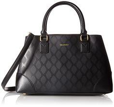Vera Bradley Split Emma Satchel Shoulder Bag: $228.00