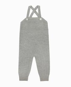 FUB baby overalls - grå