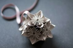 winter blossom - tutorial
