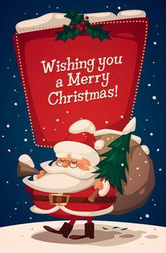 Christmas #santa #christmas #design