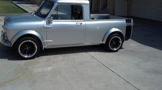 Mini Cooper - Mini Cooper Truck