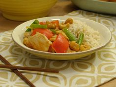Kung Po Chicken Recipe : Food Network - FoodNetwork.com