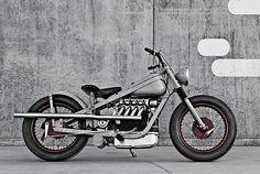1952 Nimbus Type C bobber