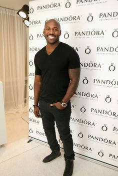 Dolvett Quince attends the HBO Luxury Lounge featuring PANDORA at Four Seasons Hotel Los Angeles at Beverly Hills in Beverly Hills, California.