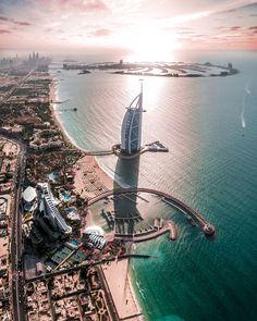 Dubai Vacation, Dubai Travel, Dream Vacations, Vacation Trips, Dubai Trip, Vacation Mood, Foto Dubai, Dubai Skyline, Vacation