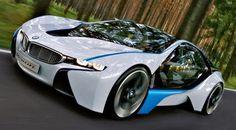 Mobil Sport BMW Vision EfficientDynamics