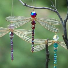 Dragonfly - this is a lovely wee ornament.