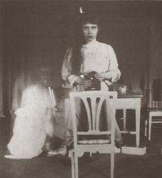 Teens and Selfies: Older than you think. The Grand Duchess Anastasia Nikolaevna of Russia, the youngest daughter of Tsar Nicholas II, capturing her own reflection in historical selfie, 1913 Russia Anastasia Romanov, Anastasia Russia, Princesa Anastasia, Tsar Nicolas Ii, Tsar Nicholas, Robert Cornelius, Poster Design, Imperial Russia, Jolie Photo